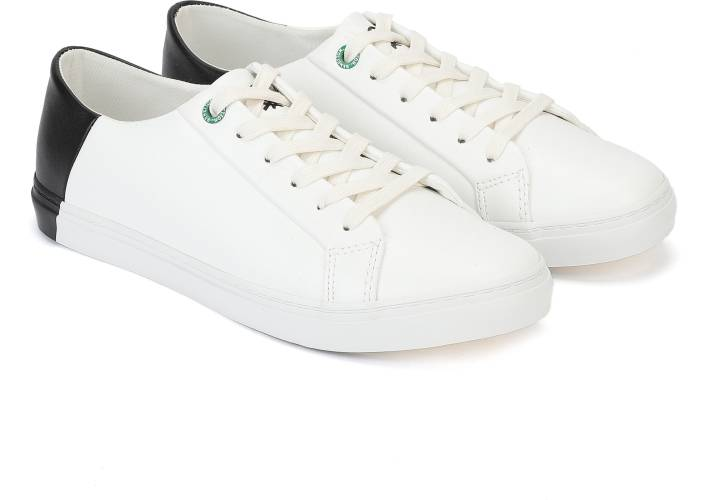 061925a19a4 United Colors of Benetton Sneakers For Men - Buy White Color United ...