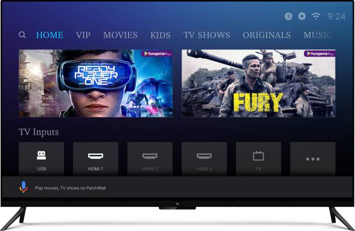 Mi Led 55 Inch Smart Tv Buy Mi Led Smart Tv 4 Pro 55 Inch Online