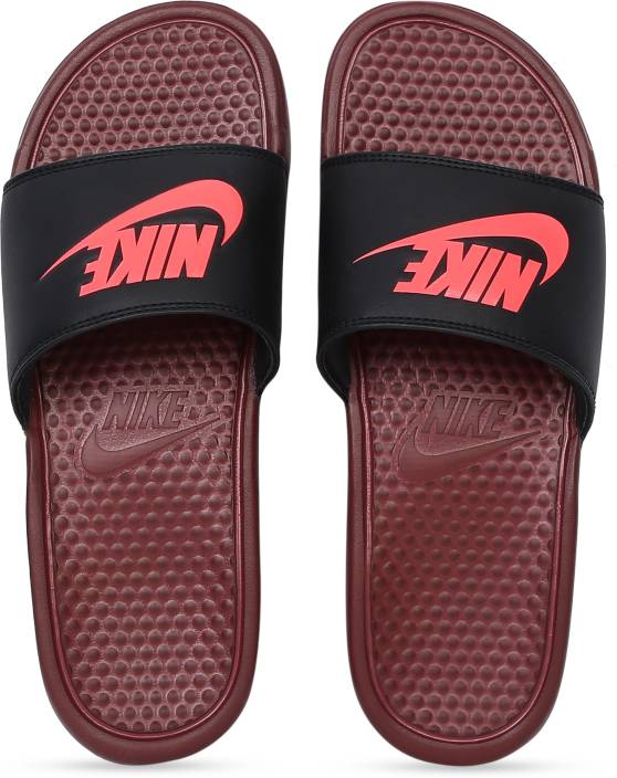 fa4bc75897cc Nike BENASSI JDI Slippers - Buy Nike BENASSI JDI Slippers Online at Best  Price - Shop Online for Footwears in India