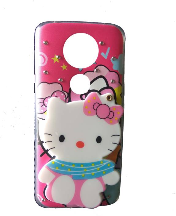 sale retailer cd4e2 67dac ANVIKA Back Cover for Anvika Mirror Hello Kitty Case Cover For ...