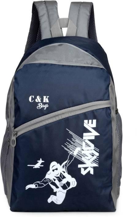 Chris & Kate CKB_122SS Waterproof School Bag