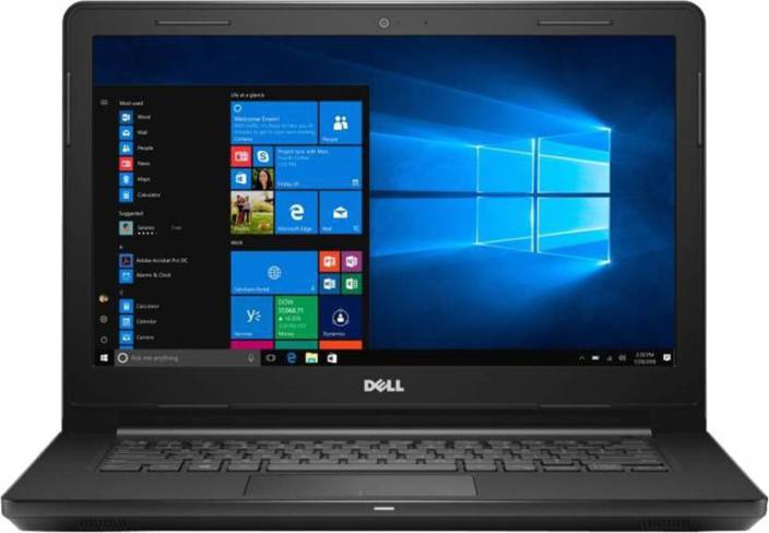 Dell Inspiron 14 3000 Series Core i3 7th Gen - (4 GB/1 TB HDD/Windows 10  Home) 3467 Laptop