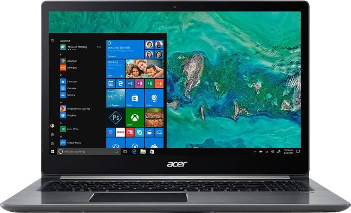 Acer Swift 3 Ryzen 5 Quad Core - (8 GB/1 TB HDD/Windows 10 Home) SF315-41  Laptop