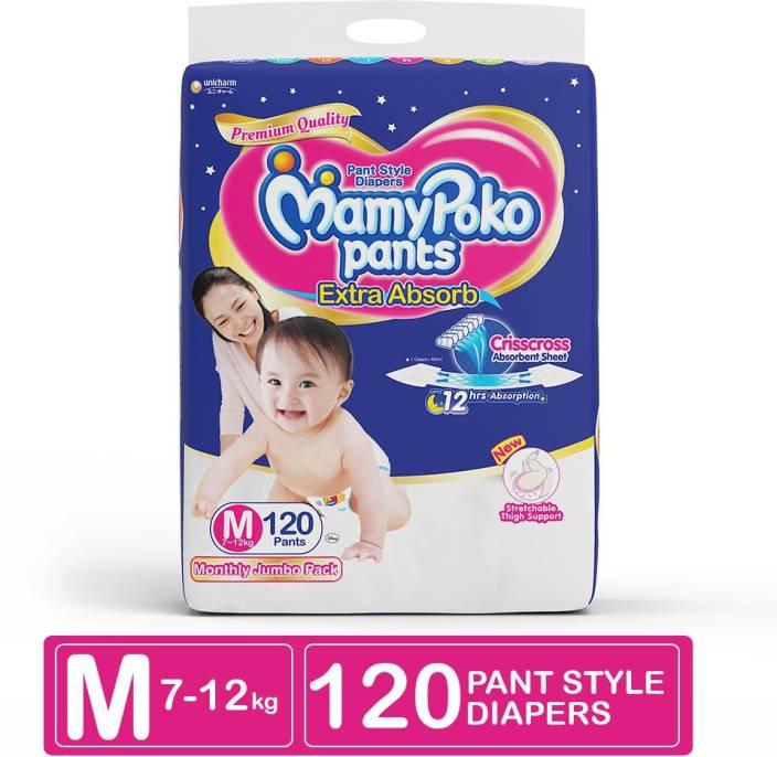 MamyPoko Pants Extra Absorb Diaper - M