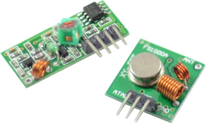 ARDUINO M057 433Mhz RF transmitter and receiver link kit FM