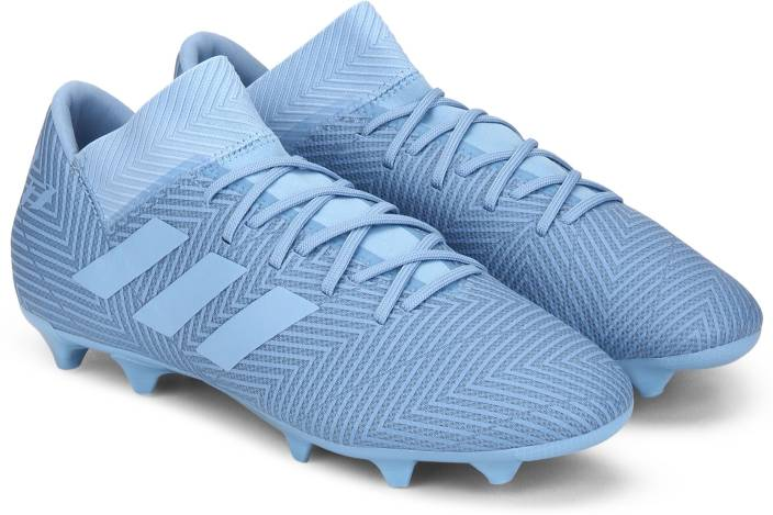 new product da226 91ae7 ADIDAS NEMEZIZ MESSI 18.3 FG Football Shoes For Men (Blue)