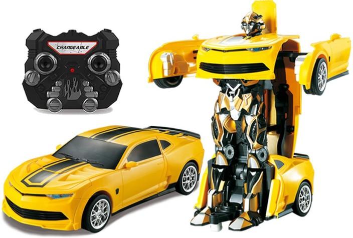 Miss Chief Bumblebee Transformer Rc Car Rhflipkart: Rc Car Transformers At Cicentre.net