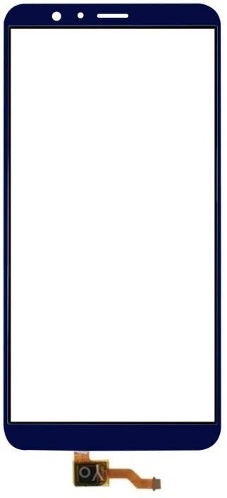 DPROQ Touch Screen Digitizer for Huawei Honor 7X - BLUE