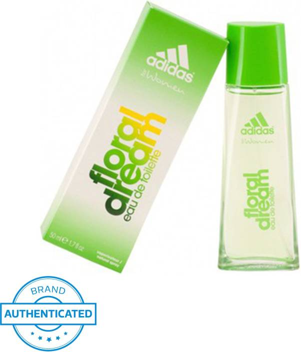 Buy Adidas Floral Dream Edt 50 Ml Online In India Flipkartcom