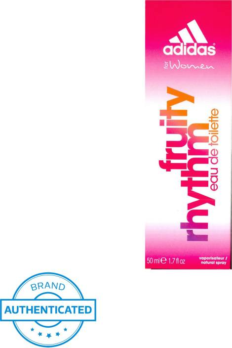 new products aabad 32556 ADIDAS Fruity Rhythm EDT - 50 ml (For Women)