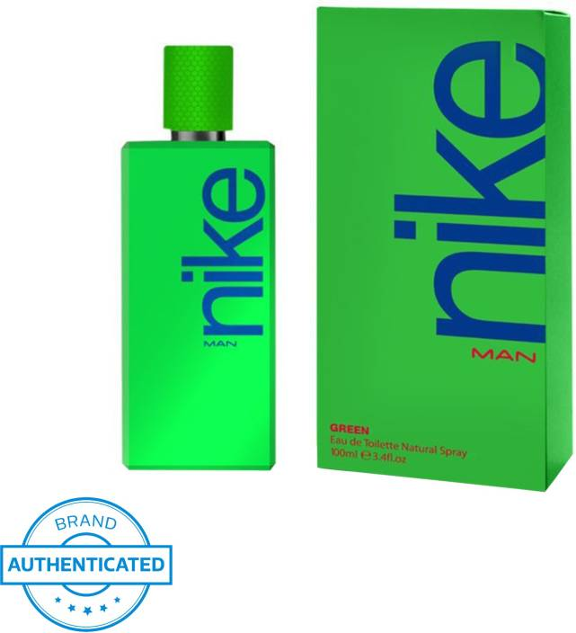 Tregua tinción torpe  Buy Nike Green Man EDT Eau de Toilette - 100 ml Online In India ...