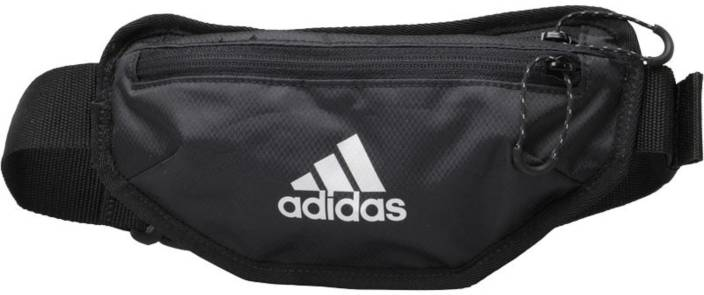 3e94fbf406e6 ADIDAS Waist Bag Black - Price in India