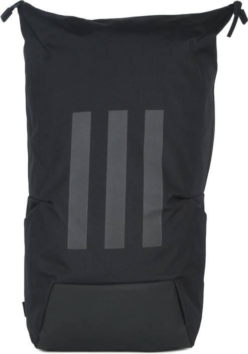 13c570455a1c ADIDAS Z.N.E. BP 28 L Backpack BLACK BLACK TRANSP - Price in India ...