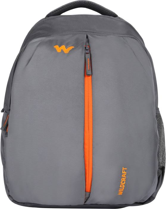 715320bdb6 Wildcraft Stanza 23 L Backpack Grey Org - Price in India