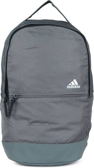 9d40612834ef ADIDAS CL HANDLE WEB 28 L Backpack MGREYH - Price in India ...