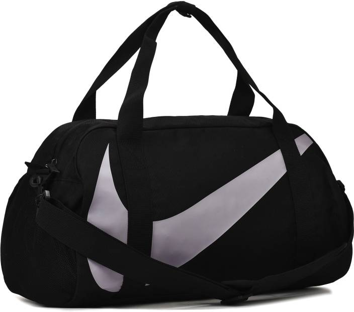 Nike Y NK GYM CLUB Travel Duffel Bag BLACK BLACK WOLF GREY - Price ... fedde6eaf6