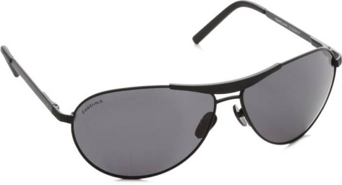 cd37552a58044 Buy Fastrack Aviator Sunglasses Grey For Men   Women Online   Best ...