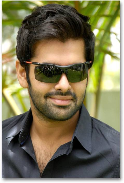 South Indian Actors Poster Ram Pothineni Hd Quality Wall Poster