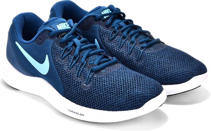 Nike WMNS NIKE LUNAR APPARENT Running Shoes For Women - Buy BLUE ... 339e31ba4