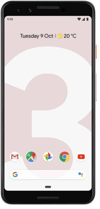 26201299f9c Google Pixel 3 ( 64 GB ROM