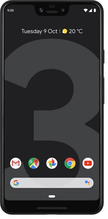 Google Pixel 3 XL (Just Black, 64 GB)
