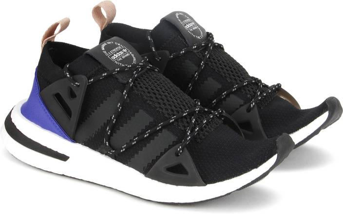 lowest price f27a6 64b17 ADIDAS ORIGINALS ARKYN W Running Shoes For Women (Black)