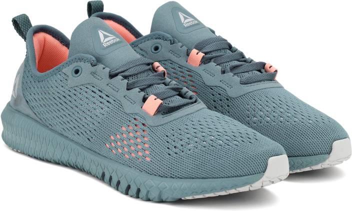 REEBOK REEBOK FLEXAGON Training   Gym Shoes For Women - Buy BLUE ... 1e6cae972
