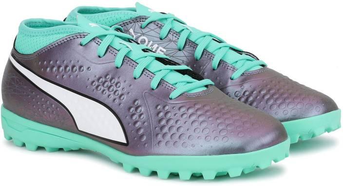 619288aecf Puma PUMA ONE 4 IL Syn TT Football Shoes For Men