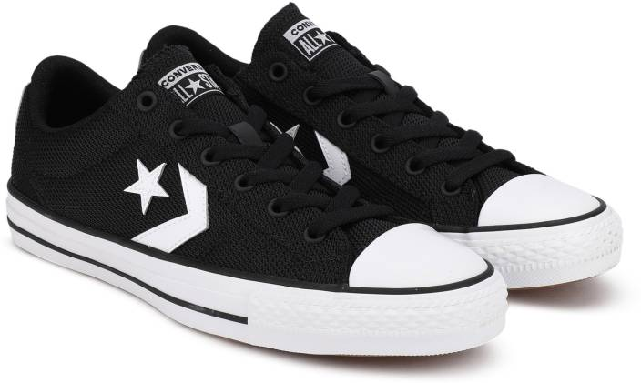 e620146ccd849f Converse Star Player II Sneakers For Men - Buy BLACK WHITE BLACK ...