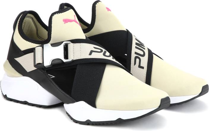 2b7d6be5cd17 Puma Muse EOS Wn s Sneakers For Women - Buy Cement-Cement Color Puma ...