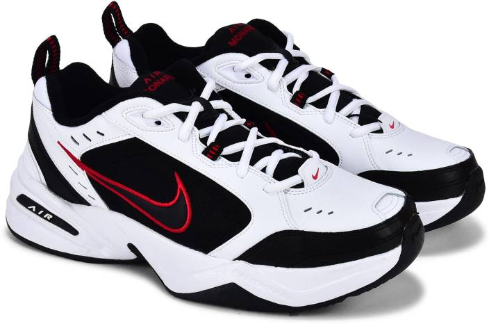 new arrival 9af42 2cae4 Nike AIR MONARCH IV Outdoors For Men (White)