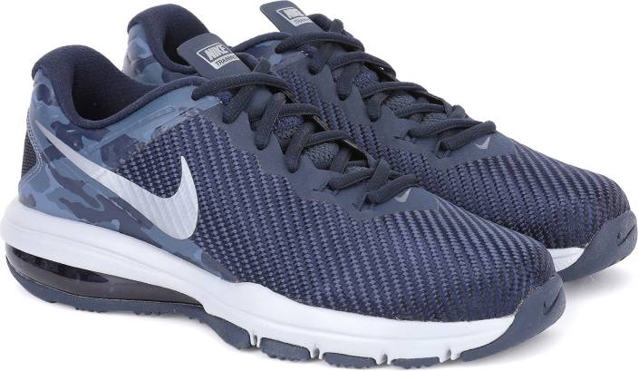 nike air max full ride tr 1.5 sportschoenen zwart