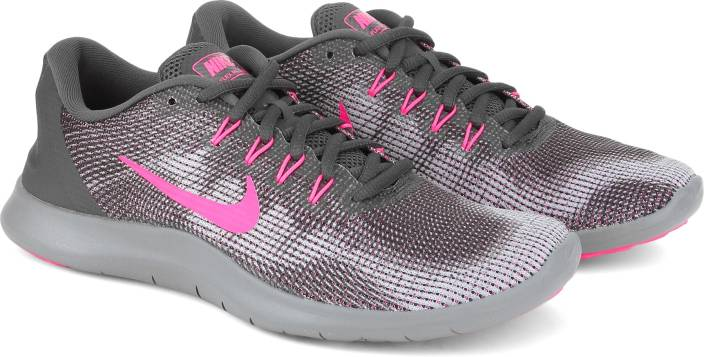 b9bb0ed54ded Nike WMNS NIKE FLEX 2018 RN Running Shoes For Women - Buy ANTHRACITE ...