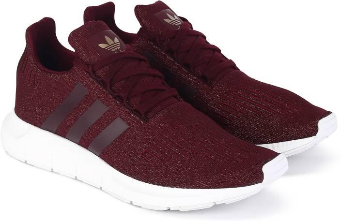 1dd88b9f ADIDAS ORIGINALS SWIFT RUN W Sneakers For Women - Buy MAROON ...