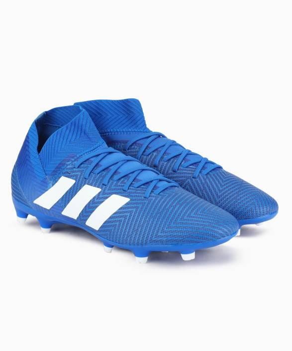Adidas Nemeziz 183 Fg Football Shoes For Men