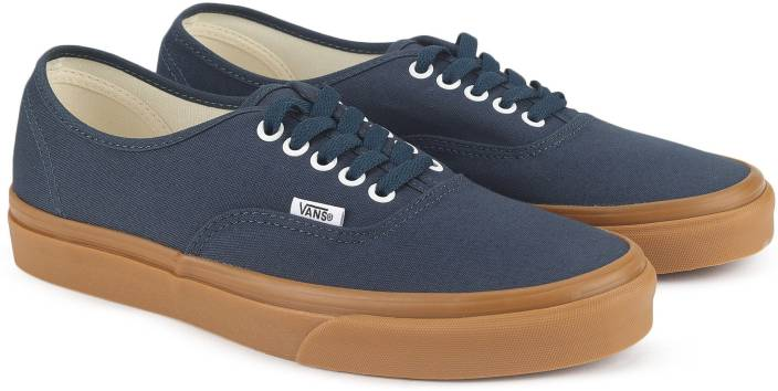 Vans Authentic Sneakers For Men - Buy reflecting pond gum Color Vans ... ecddd3ed1905