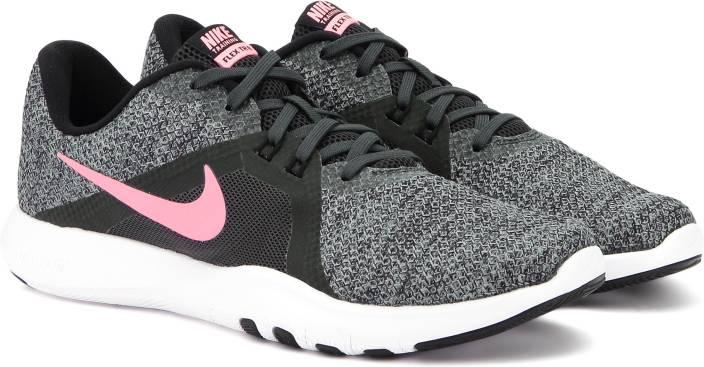 688dbf08ca43 Nike W NIKE FLEX TRAINER 8 Training   Gym Shoes For Women - Buy ...