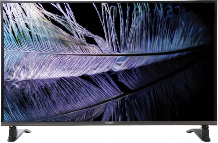 367085fad2c530 Panasonic 108cm (43 inch) Full HD LED Smart TV (TH-43FS601D)