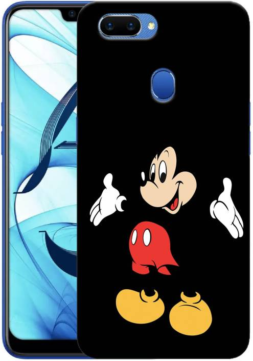premium selection c7d6a c4e36 MobiEra Back Cover for Oppo A5 ( Mickey Mouse Design ) - MobiEra ...