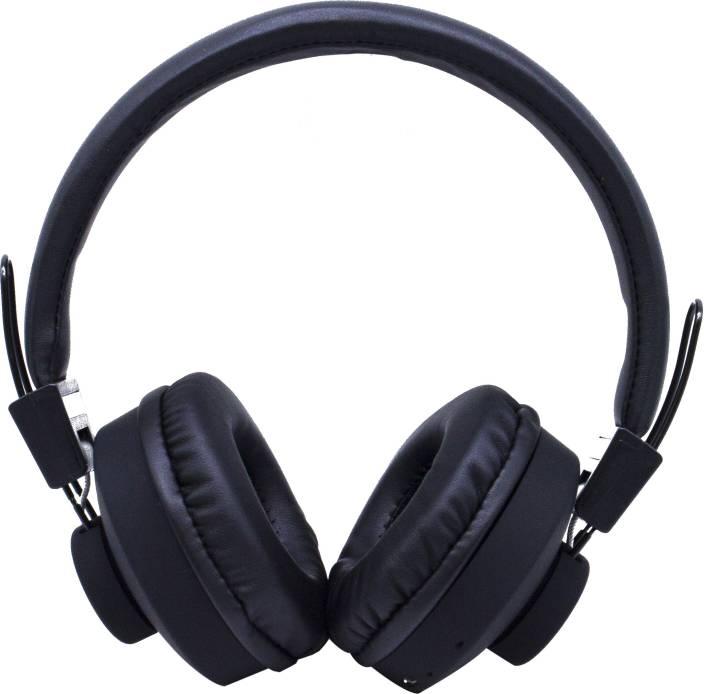 9c5f0be0ce2 Ubon BT-5670 Wireless/ Bluetooth Headset with Mic (Black, On the Ear)