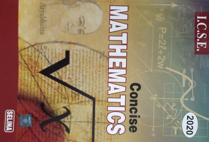 Concise Mathematics Class 10 Icse Guide Pdf