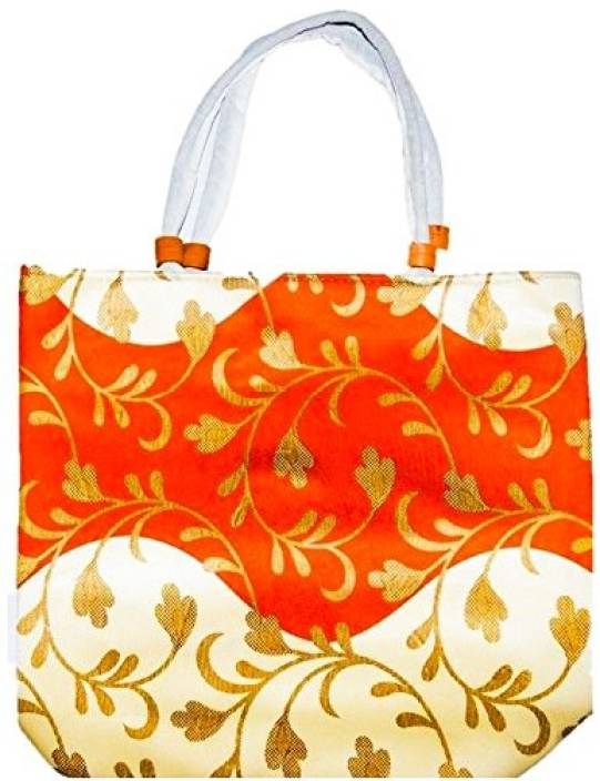 Bagathon India Canvas Cotton Eco Friendly Shopping Bag with