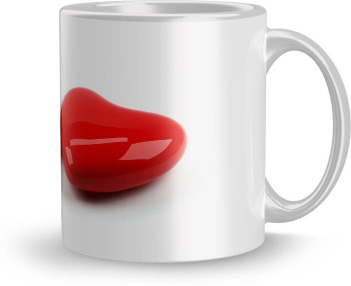 Earnam Valentine S Day Special 320 Ml Gift For Bf Gf Mug 1311
