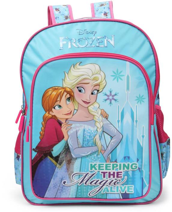 836e3402261 Disney Frozen Magic Alive 14 inch School Bag (Pink