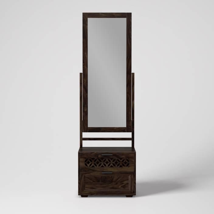 1dedaf6de6f Flipkart Perfect Homes Solid Wood Dressing Table (Finish Color - Walnut)