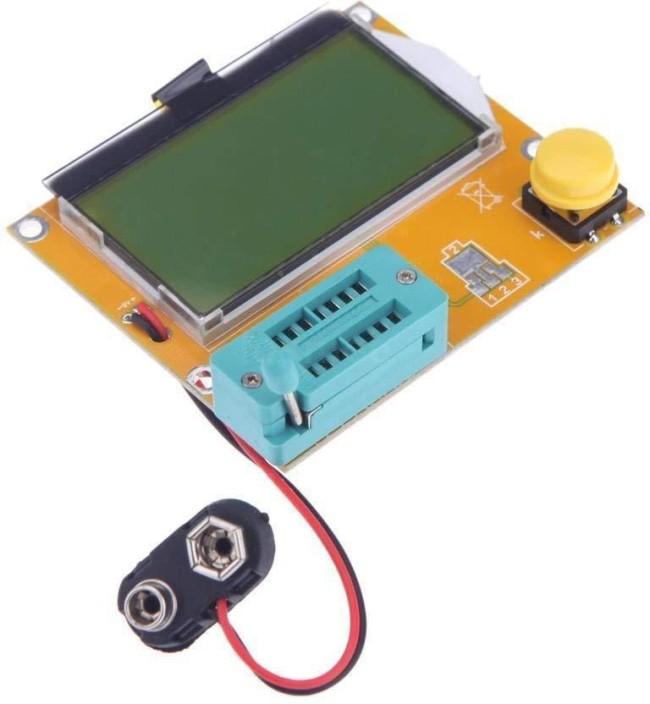 arduino esr meter premium androidarduino m219 12864 esr meter lcr transistor tester diode triode