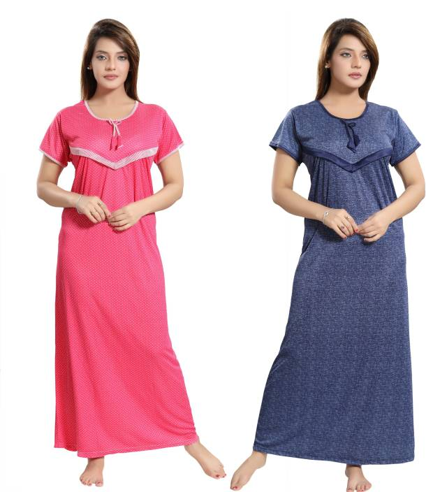 TUCUTE Women Maternity Nursing Nighty - Buy TUCUTE Women Maternity ... e796333a1