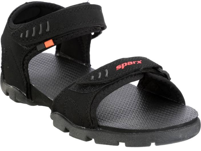 f958d5506fcd ... Sports Sandals - Buy Black Black Color Sparx Men Black Black Sports  Sandals Online at Best Price - Shop Online for Footwears in India
