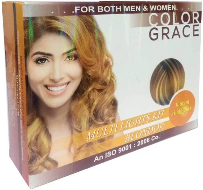 Colorgrace Blondor Kit Hair Color Price In India Buy Colorgrace