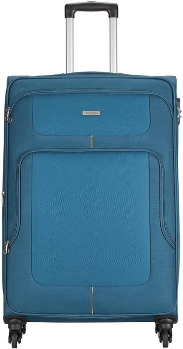 7b1328aa57ae Aristocrat Cameron Expandable Cabin Luggage - 22 inch Blue - Price ...